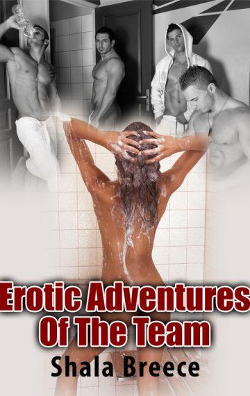 Erotic Adventures Of The Team